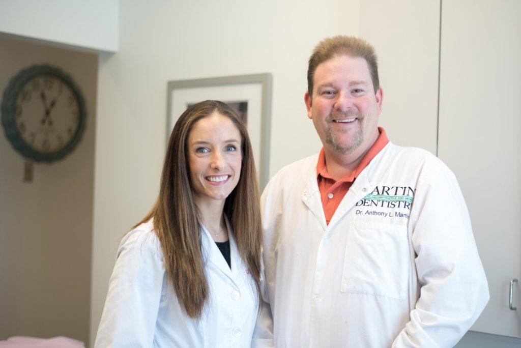 Dr. Martin and Dr Nordgren Virginia Beach VA